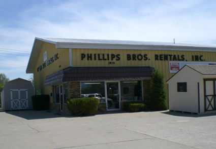 Phillips Bros. Rentals